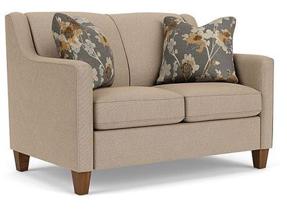 Holly Loveseat 5118-20 from Flexsteel furniture