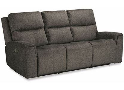 Jarvis Power Reclining Sofa with Power Headrests 1828-62PH from Flexsteel furniture