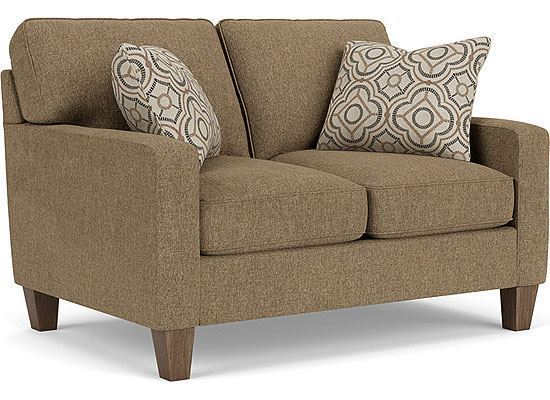 Macleran Loveseat 5720-20 from Flexsteel furniture