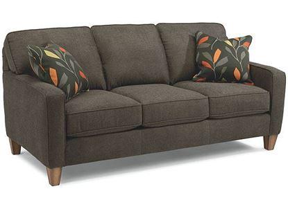 Macleran Sofa 5720-30 from Flexsteel furniture