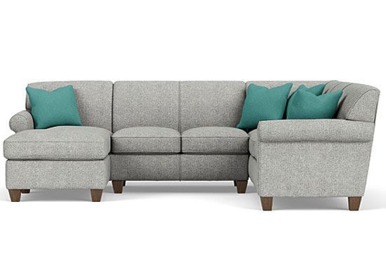 Dana Sectional 5990-SECT from Flexsteel furniture