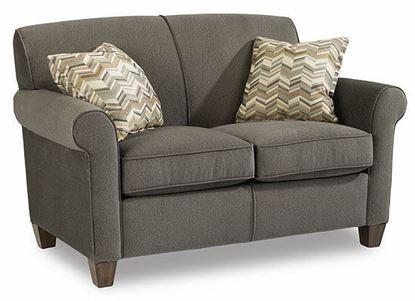 Dana Loveseat 5990-20 from Flexsteel furniture