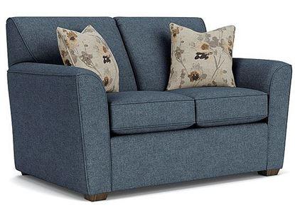 Lakewood Loveseat 5936-20 from Flexsteel furniture